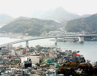 牛深ハイヤ大橋(熊本県天草市)