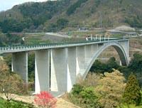 日之影町周辺の橋(宮崎県日之影町周辺)