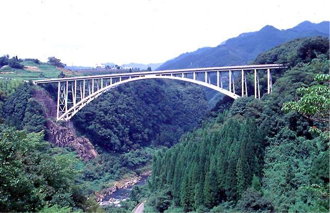 龍天橋(宮崎県日之影町)