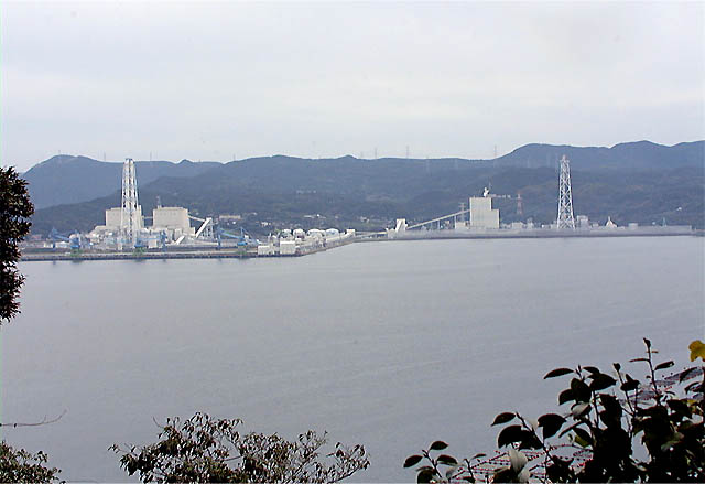 松浦火力発電所(長崎県松浦市)・写真満載九州観光