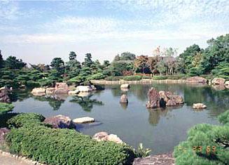 大濠公園 (福岡市)・福岡地域別探検